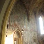 Freske v cerkvi sv.Martina
