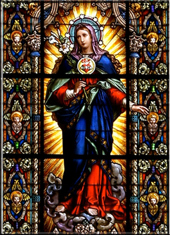 Various Salutations Immaculate Heart (1)