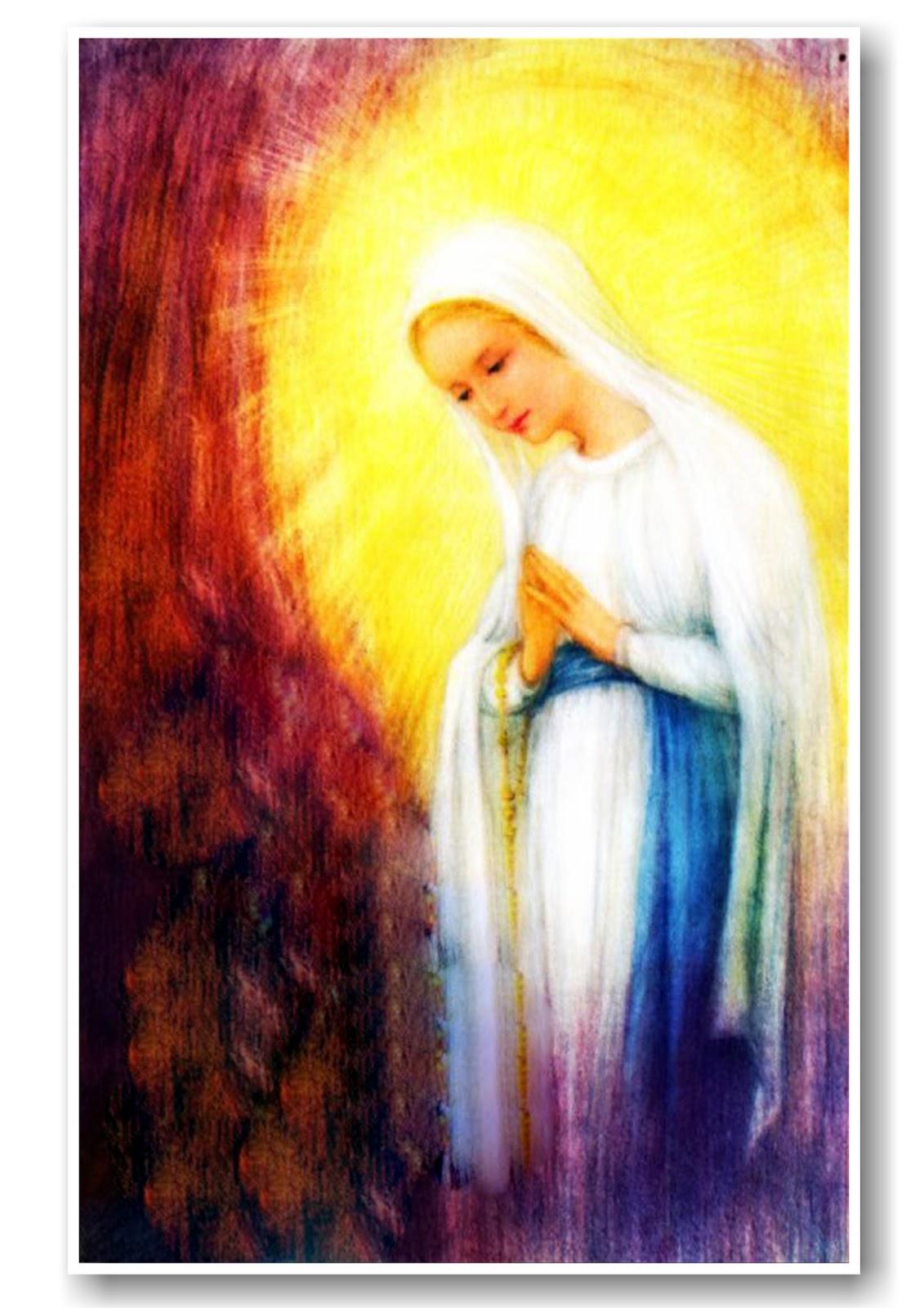 Virgem de Lourdes1