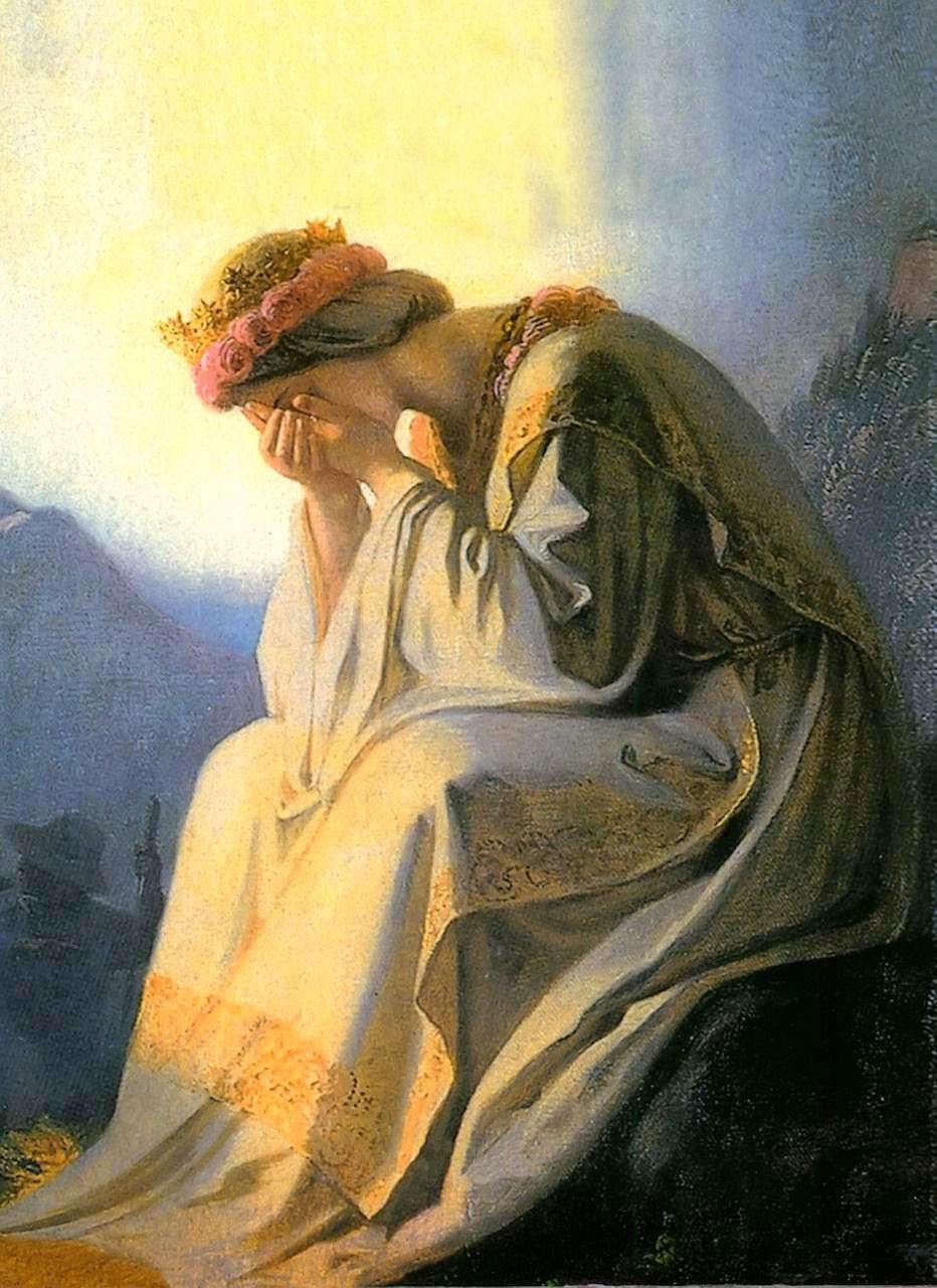La Salette, o pranto de Nossa Senhora