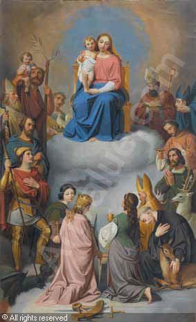 circle-of-deschwanden-melchior-thronende-madonna-umringt-von-3819718