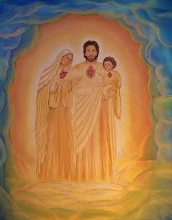 Três Sagrados Corações 2